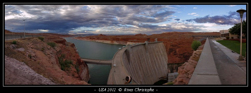 Glen Canyon Dam Page
