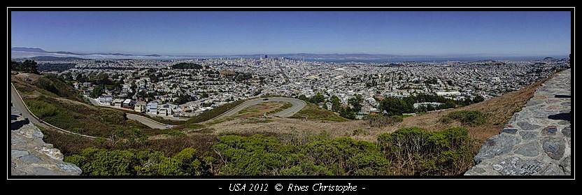 San-Fransisco Twin Peaks