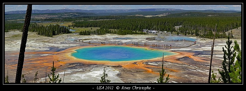Yellowstone Pismatic