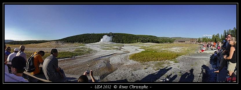 Yellowstone Oldfaithful